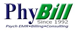 PhyBill logo